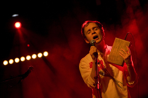 Jens Lekman (via flickr.com)