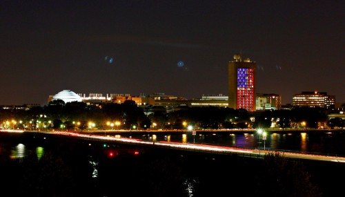 MIT campus from across the river in Boston via Joey Rafidi