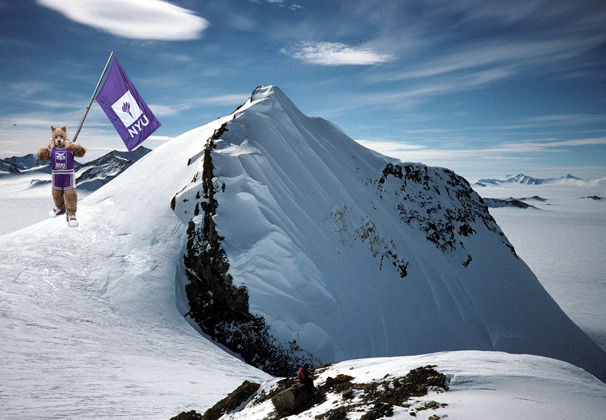 NYU opens satellite campus in South Pole