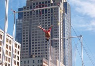 Courtesy of Jason Klein for Trapeze School New York