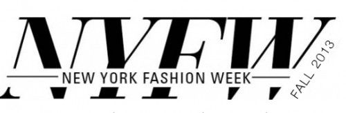 New York Fashion Week Spring/Summer 2014 Collections