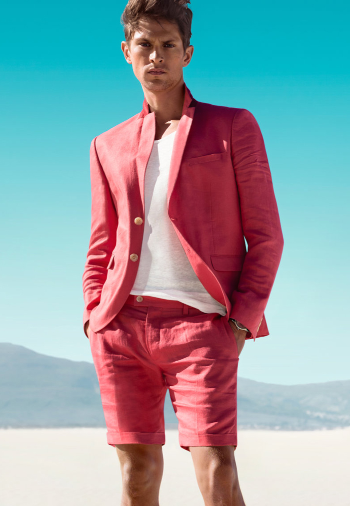 Collection Summer Blazer Mens Pictures - Reikian