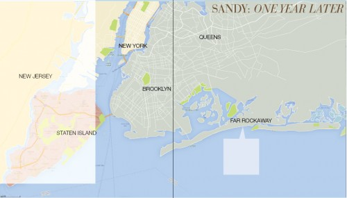 One Year Later: Hurricane Sandy Fast Facts