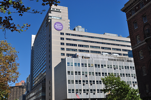 NYU Langone additions to be completed by end of 2017