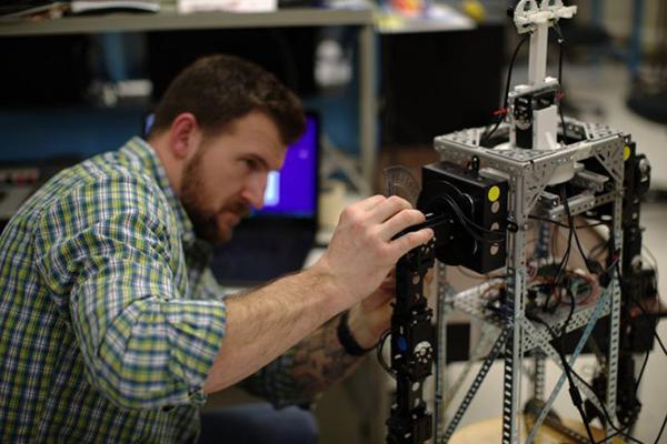 Robots Take Brooklyn In New Tandon Master S Program Washington