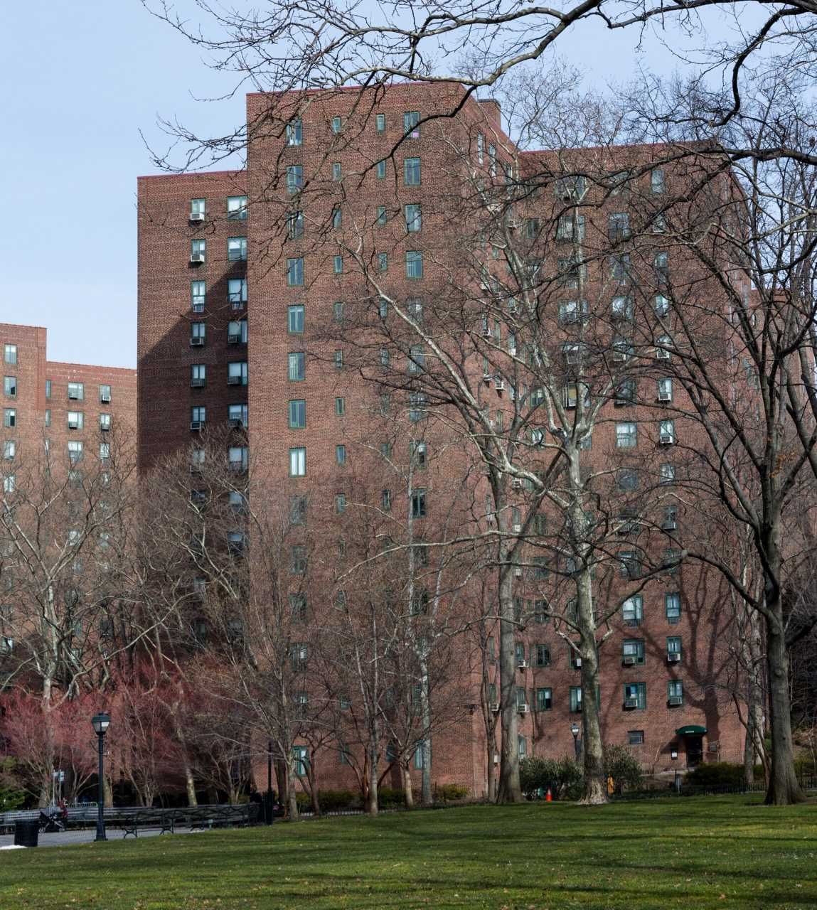 When You Live In Housing — And An Apartment