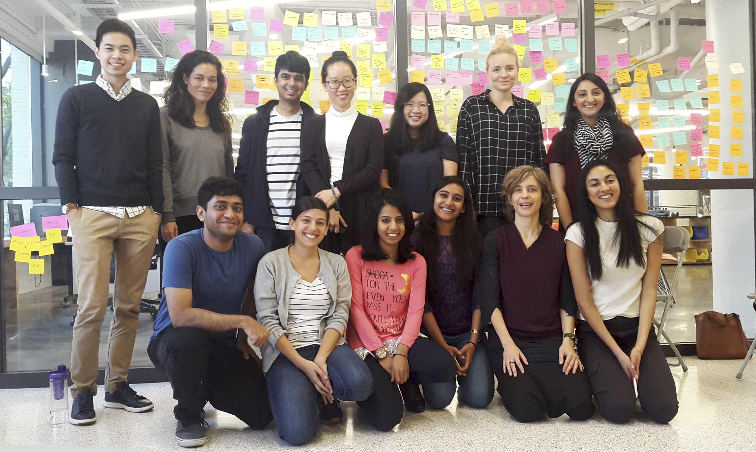 A Blueprint for Hope: Design for America NYU | Washington