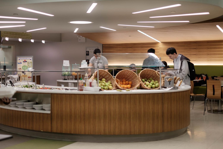 Finding Your Next Dining Hall Jam | Washington Square News
