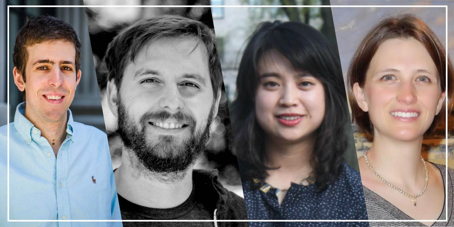 Four NYU Faculty Members Receive Sloan Foundation Research