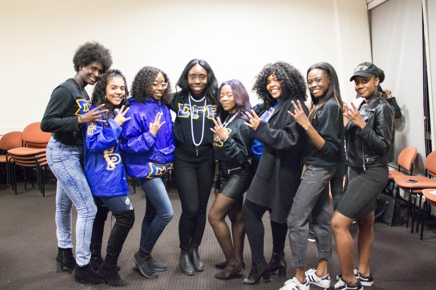 d2a1d403d176b Sigma Gamma Rho Creates Space for Women of Color | Washington Square ...