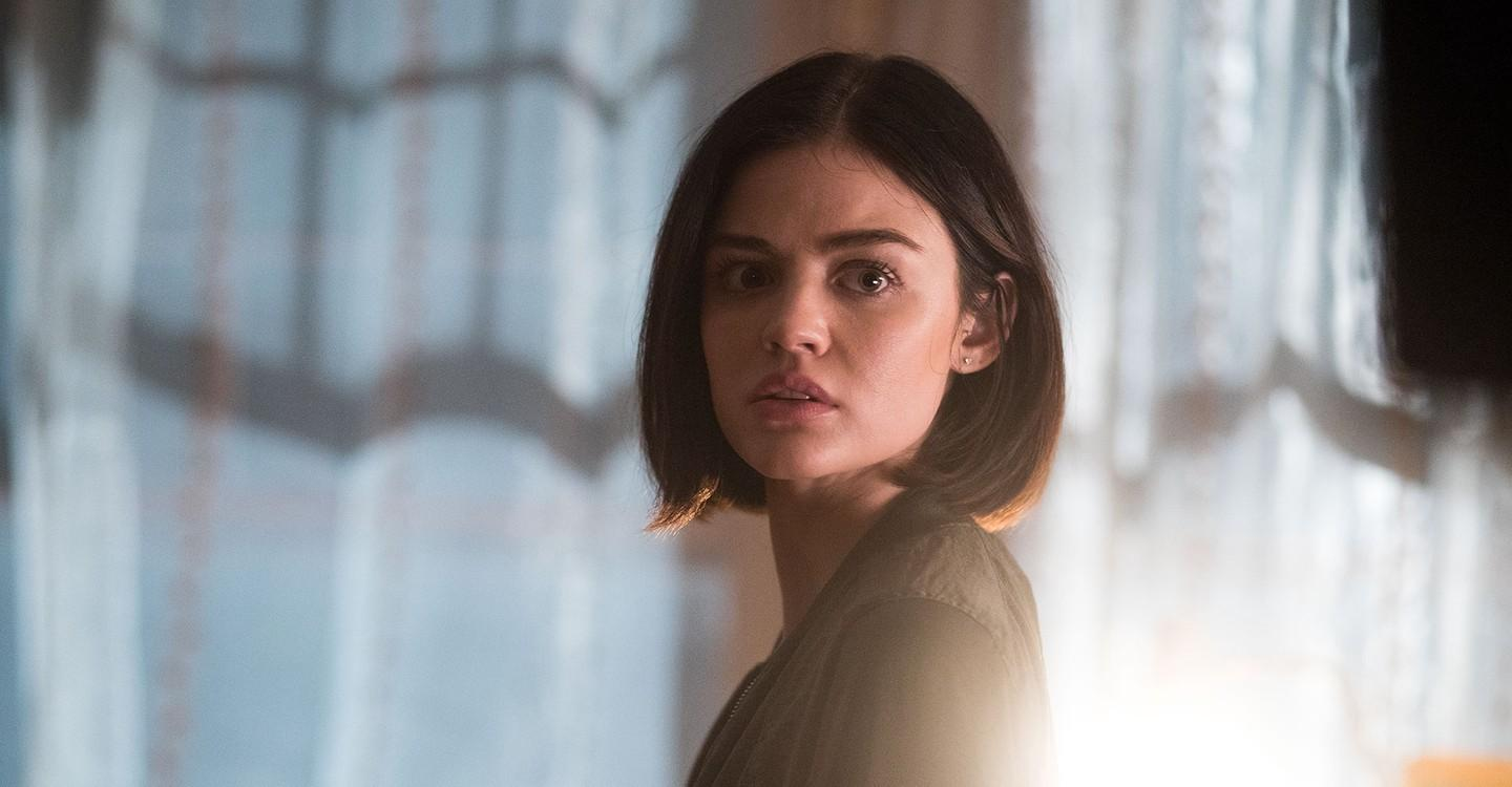 Lucy Hale Stars In A New Twisted Game Of Truth Or Dare