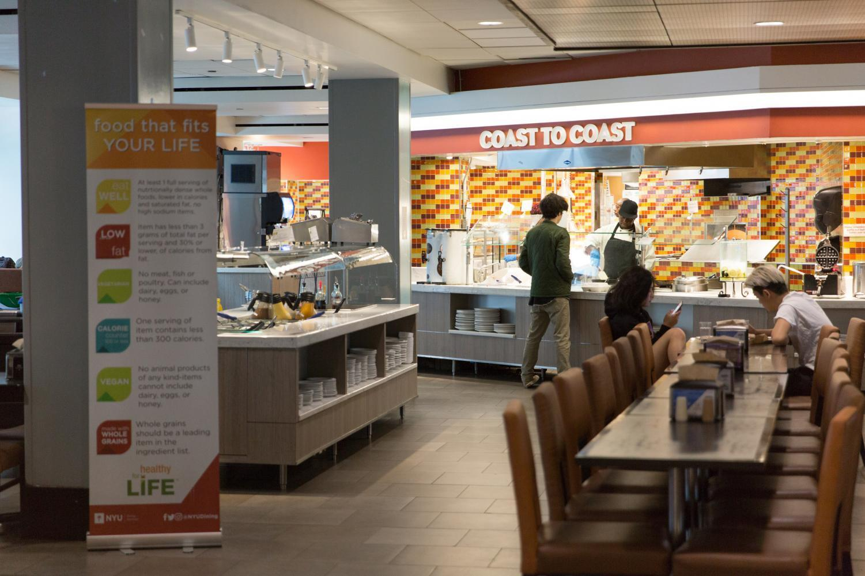 Looking at Alternative Food Providers to Aramark | Washington Square