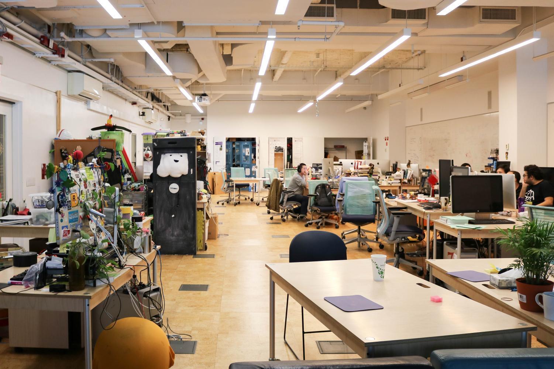 Inside nyu s game innovation lab washington square news for Innovation lab