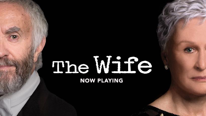 Sidelined On Screen Glenn Close Shines As The Wife Washington