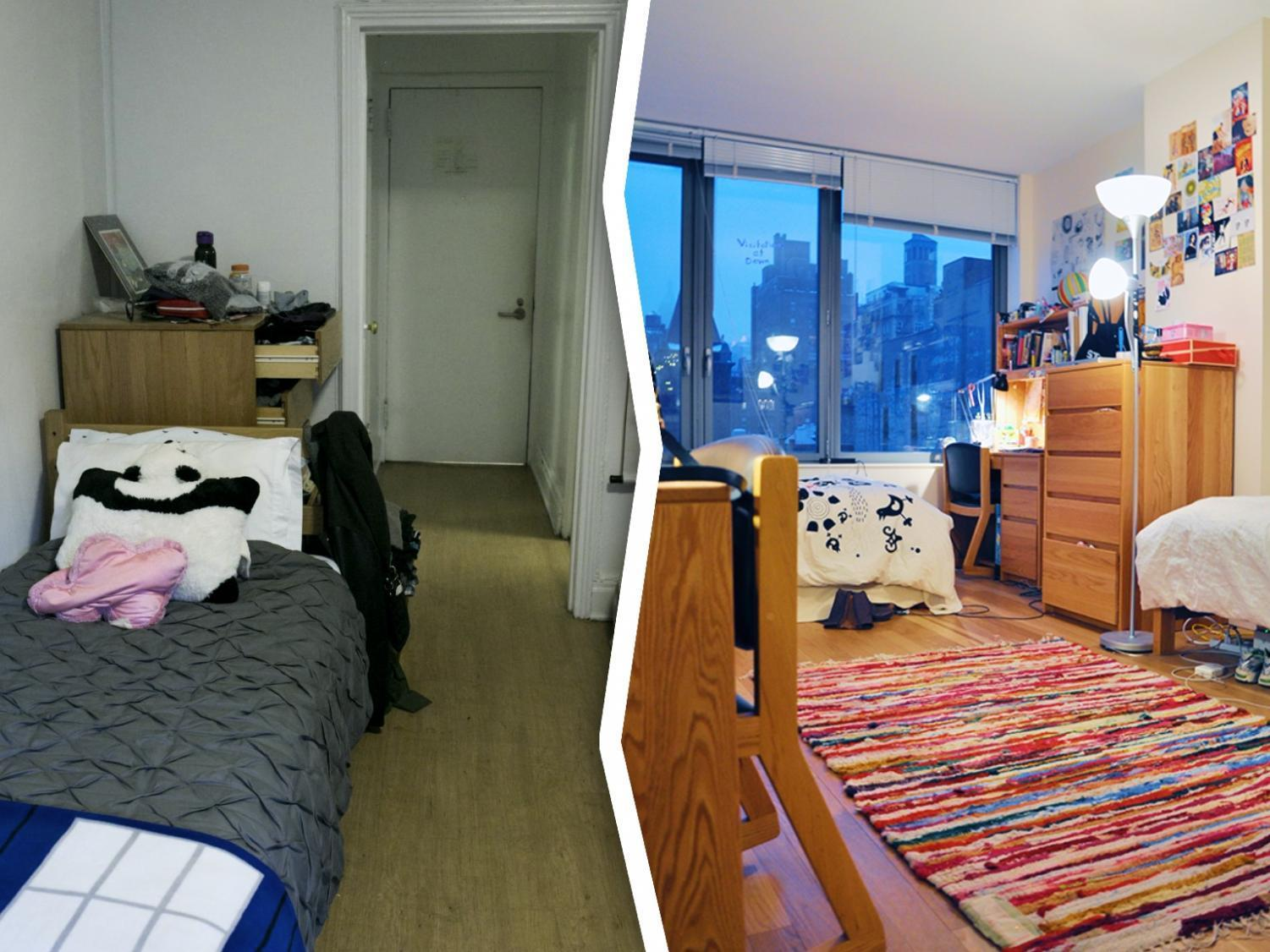 Dorm Hopping From Roaches to Riches | Washington Square News