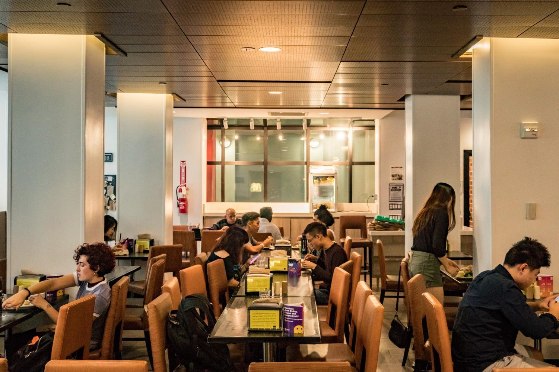 Rebuking Aramark Students Pressure Nyu Dining Services Washington Square News