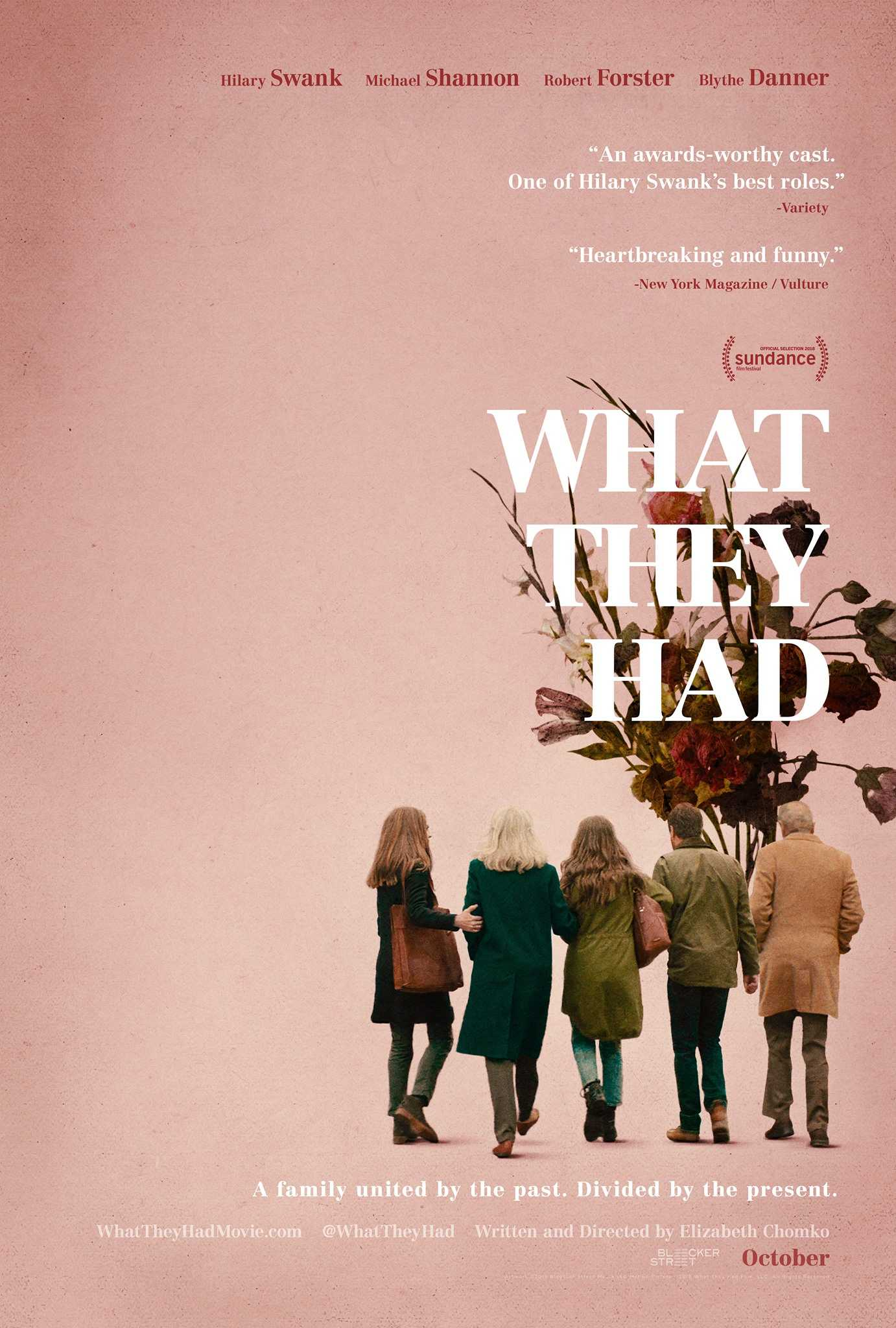 What They Had' Explores Alzheimer's and Family Drama