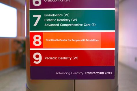 College of Dentistry Opens Center for Disabled | Washington