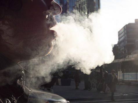 Adjusting to New York City's Smoking Culture   Washington