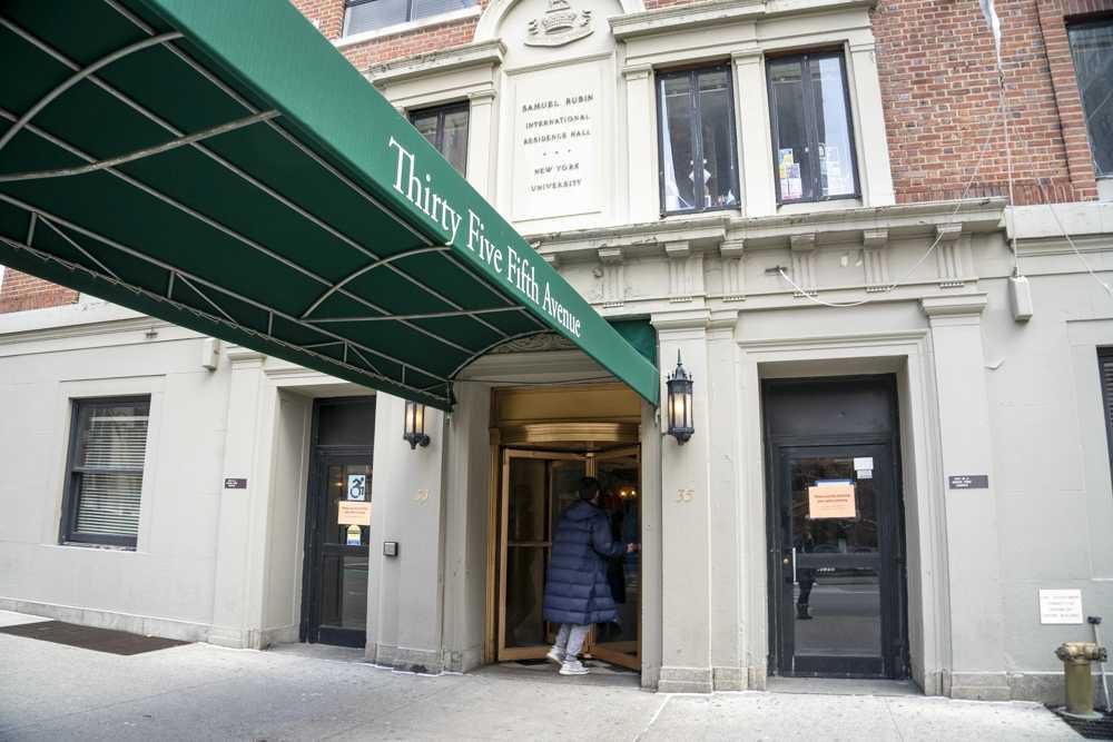 NYU Student Takes Own Life in Residence Hall | Washington