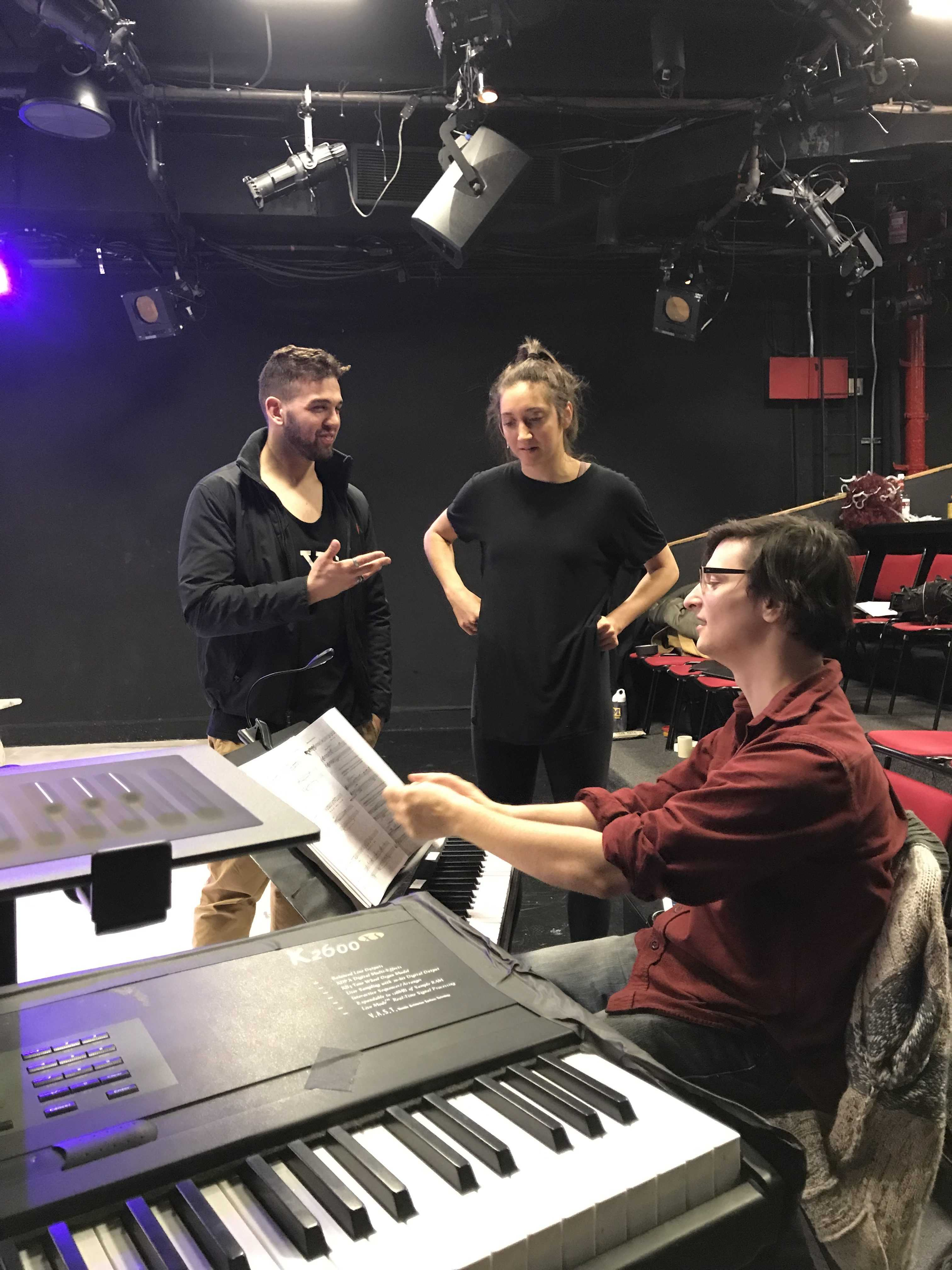 Behind the Script of Tisch's 'Medusa' | Washington Square News
