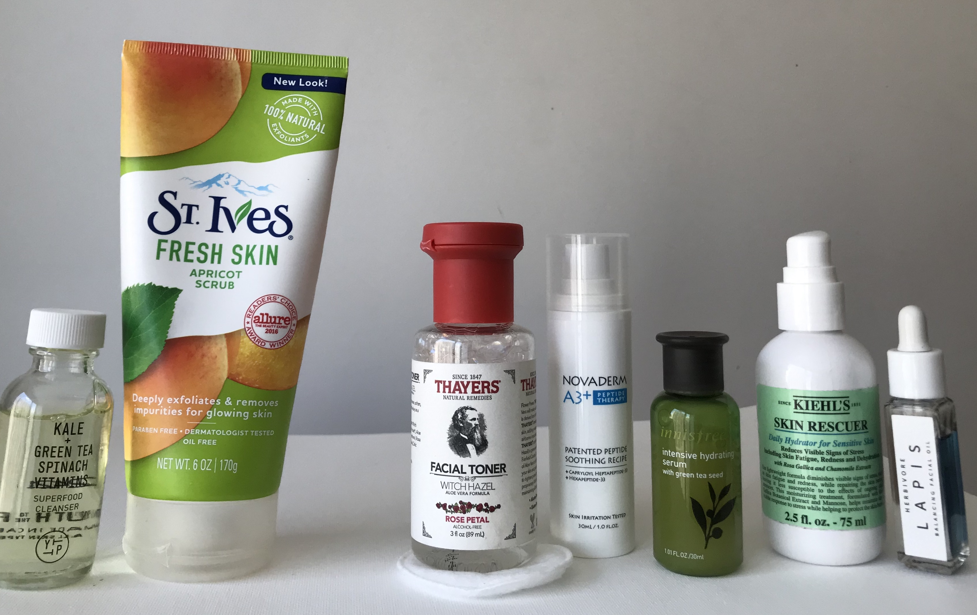 ten-step korean skincare routine? try two | washington