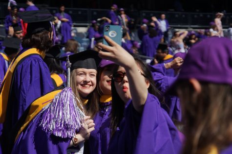 NYU's Class of 2019 Graduates With a Challenge to Foster