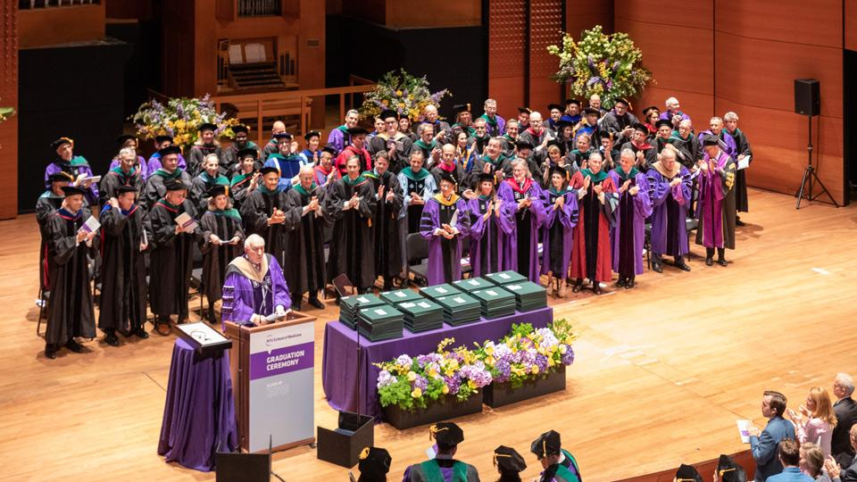 School of Medicine Commencement '19 | Washington Square News