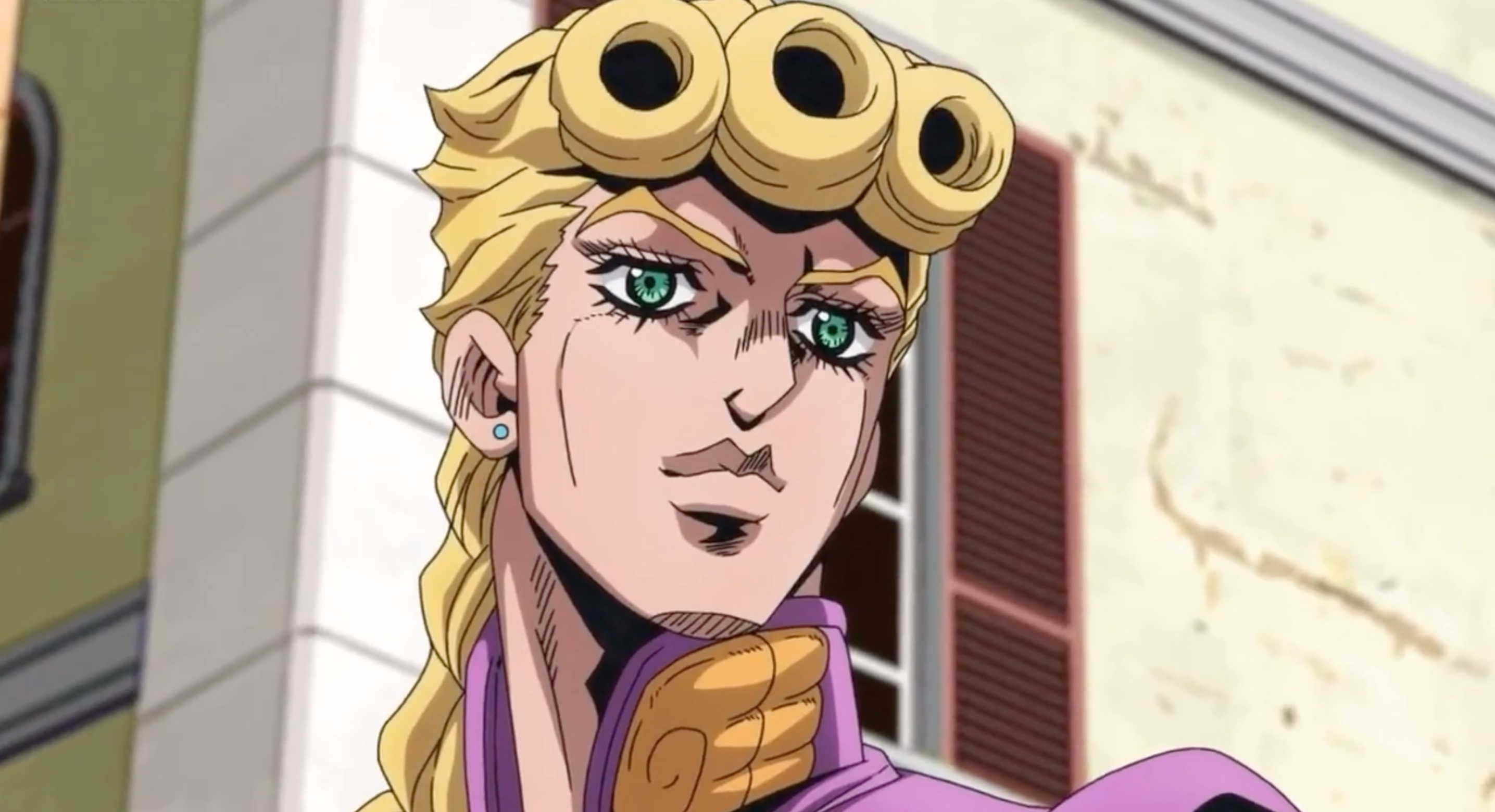 JoJo's Bizarre Adventure: Golden Wind' Lives up to its