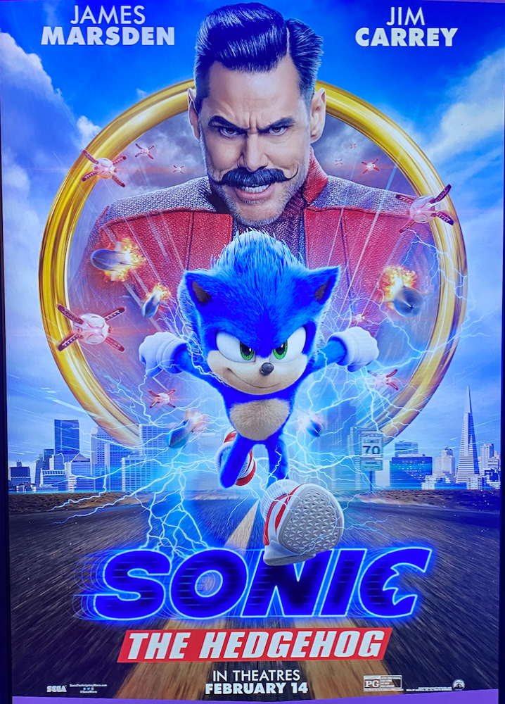 Sonic The Hedgehog And A 40 Year Old All American Boy Washington Square News