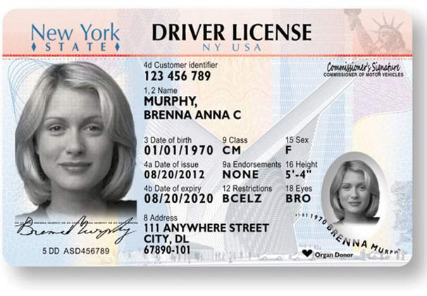 New york state takes measures against id forgery for Department of motor vehicles closest to me