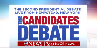 The Candidates Debate